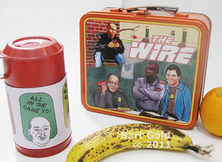 The Wire Lunchbox and Thermos | by BartGoldonFlickr