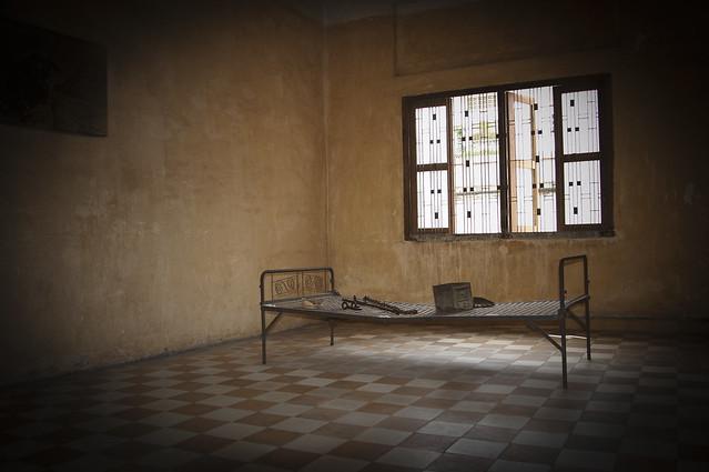 Pol Pot's 'Guestroom'