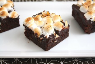 Banana Split Brownies | by Tracey's Culinary Adventures