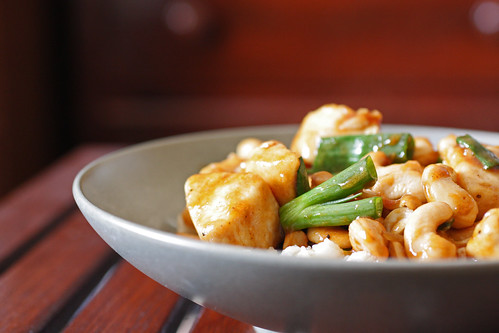 Cashew Chicken | by Madison Bistro