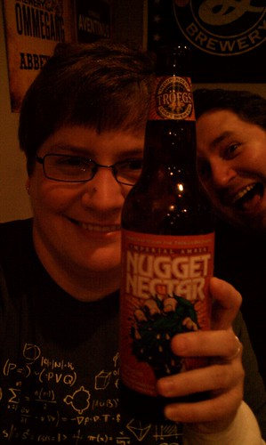 Nugget Nectar & Thomas [2011-365-027] | by eclecticlibrarian