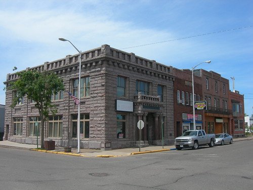 Downtown Ladysmith, Wisconsin