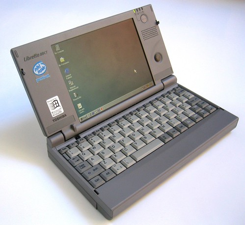 Toshiba Libretto 50CT | by Jon_Callow_Images