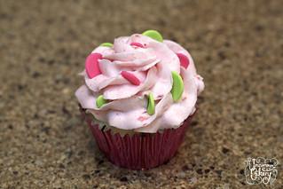 The Cakery Strawberry Cake