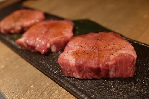 beef tongue 特選10%牛タン(極上タン厚切)USHIHACHI Kiba 09