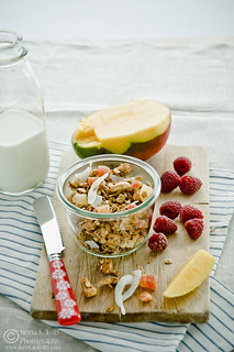 TropicalFruitGranola-0354-WM | by Meeta Wolff @ What's For Lunch, Honey?
