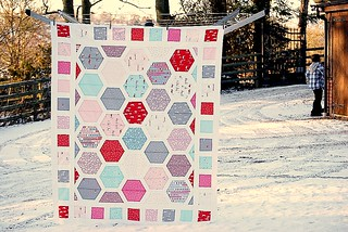 Hexagon Park | by Lynne @ Lilys Quilts