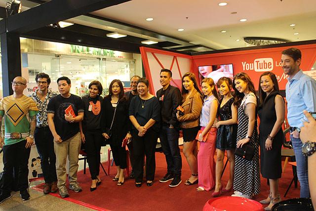 Youtube Lounge Ayala Malls Philippines Digital Lifestyle Duane Bacon Janina Vella