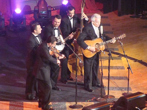 band on stage | by delmccouryband