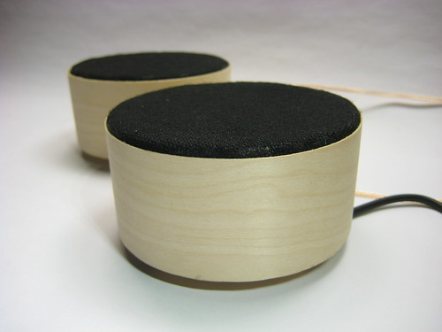 Completed pair of the fab speakers | by dam