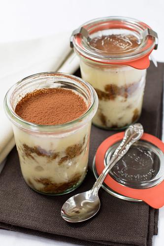 65/365 tiramisu jars | Flickr - Photo Sharing!