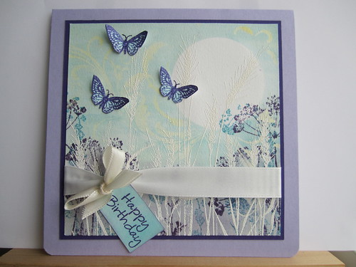 Birthday card scene | by Stempel Jetje