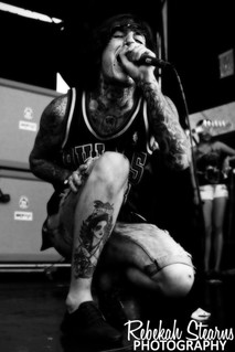 Oli Skyes | Bring Me The Horizon | by Rebekah Stearns Photography