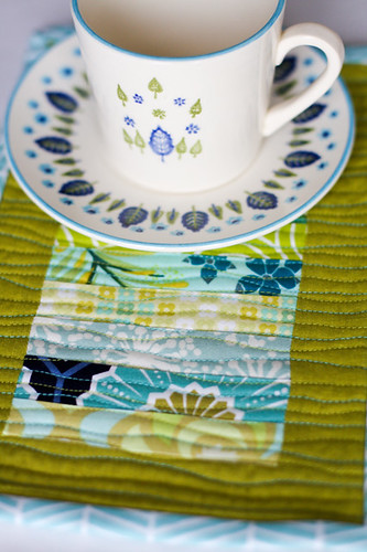 Mug Rug Madness | by Jeni Baker | In Color Order