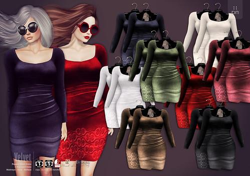 Velvet for Designer Showcase