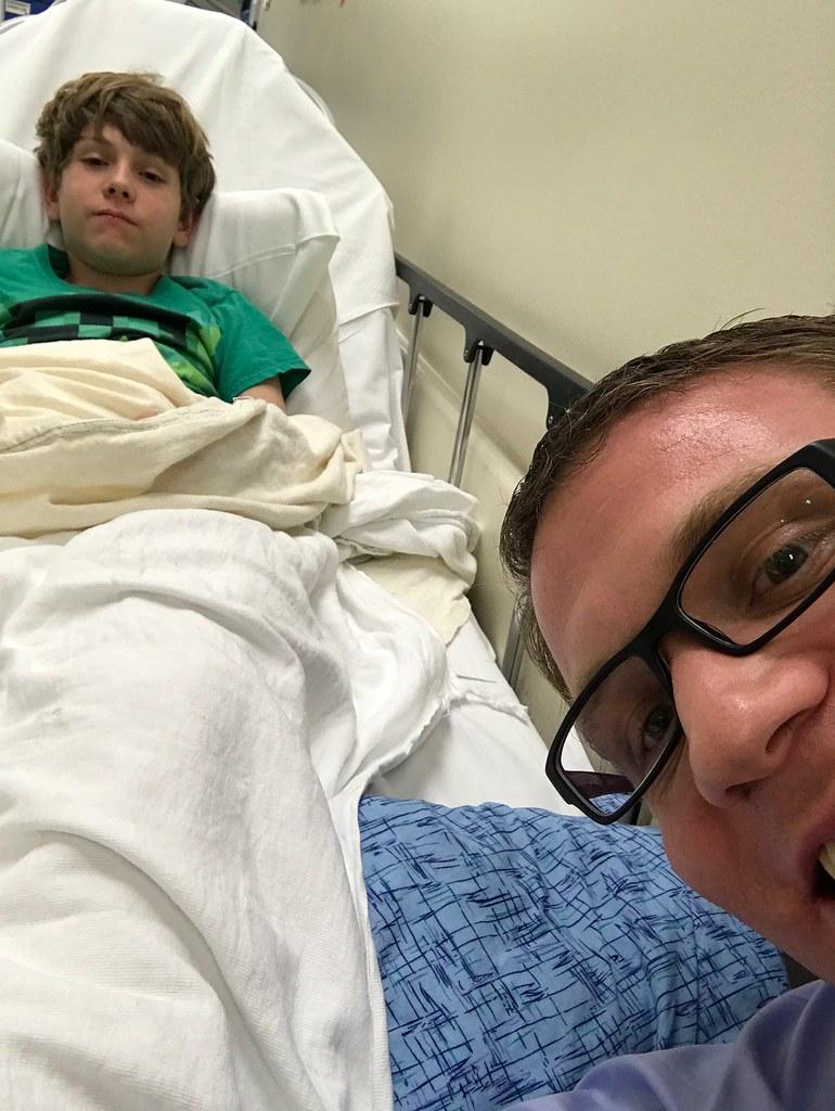 At the ER