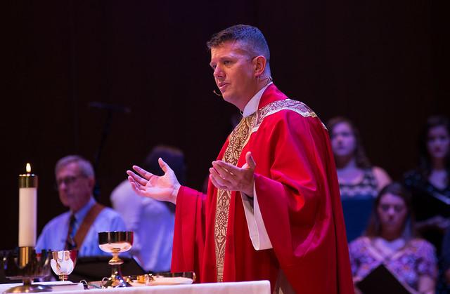 Opening Mass 2016