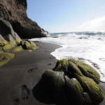 Guayedra Beach - north of Gran Canaria