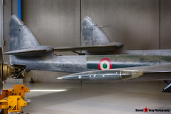 MM6152 - 13094 - Italian Air Force - De Havilland DH-113 Vampire NF54 - Italian Air Force Museum Vigna di Valle, Italy - 160614 - Steven Gray - IMG_0808_HDR
