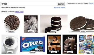 Offensive Images - Oreos Google | by rustybrick