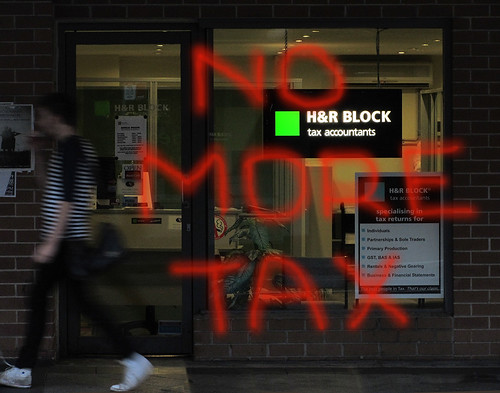 Australian Tax Freedom Day | by Newtown grafitti