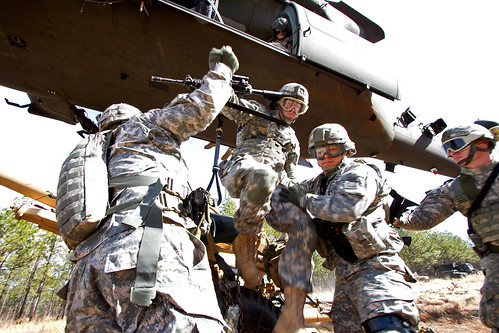 Black Hawk lift | by The U.S. Army