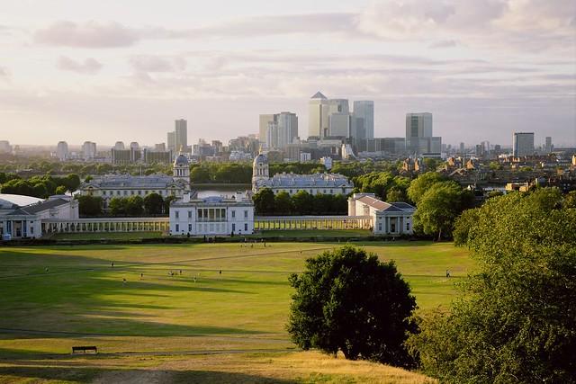 Greenwich Park view 4