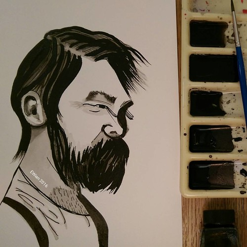 Beards in Bergen 1