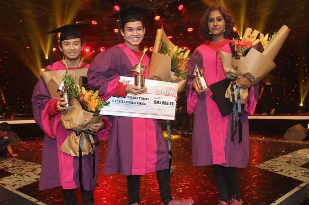 Amir Juara Akademi Fantasia 2016