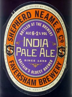Shepherd Neam & Co IPA