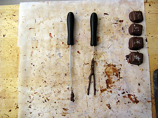 chocolate tools | by David Lebovitz