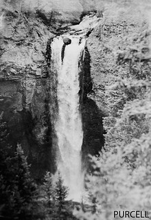 Tower Falls, Yellowstone August 1973 | by Jim Purcell