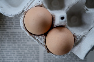 Eggs for Breakfast with Rory - 6th April 2012 | by The Hungry Cyclist