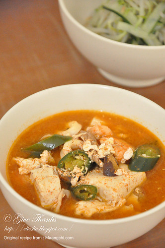 Soondubu Jjigae - 02 | by Elies_Lie