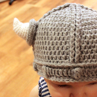Viking Hat Crochet Pattern | by Easymakesmehappy