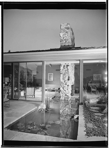 Becket residence los angeles ca 1952 architect - Residence calistoga strening architects californie ...