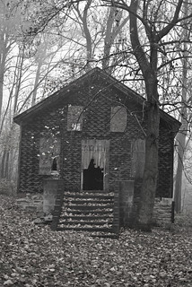 Abandoned church in Burkittsville | by The Spider Hill