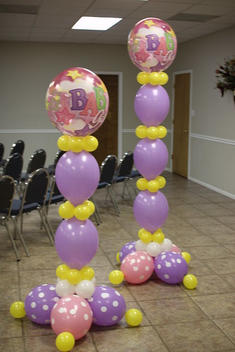 Baby Shower Decorations Crafts