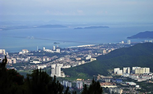 View Of Penang Bridge From Penang Hill (IMG_1559)