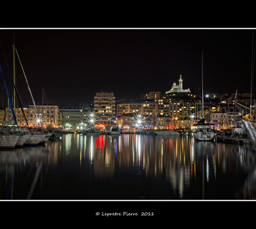 Marseille by Night | by Pierre.l16