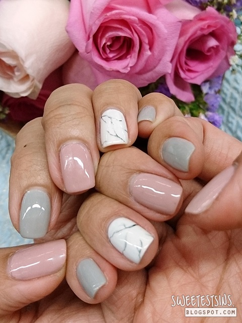 nailz haus imm gelish manicure