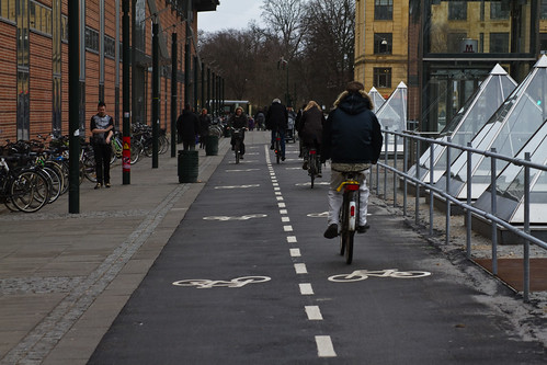 Temporary Bike Lanes | by Mikael Colville-Andersen