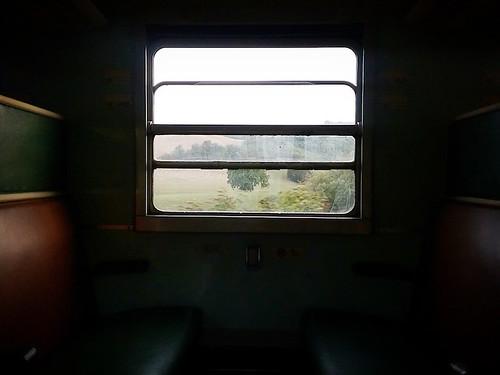 Treno natura: panorama dal treno