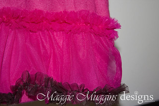 Ruffle Sweater Skirt | by Maggie Muggins Designs