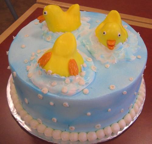 Duck Cake Pan