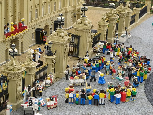 Lego Royal wedding | by allyhook