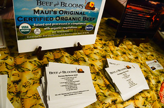 Beef and Blooms Taste Education Event | by Slow Food Maui
