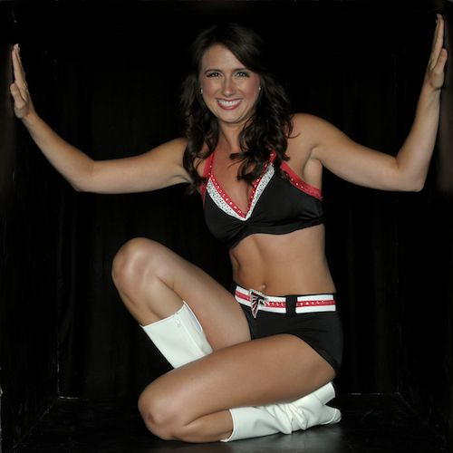 Atlanta Falcons Cheerleaders Black Box Photos 2012 Flickr
