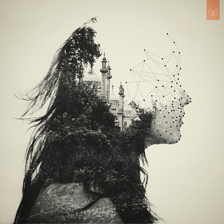 4000+ FAVS 100,000 views :) // Double exposure // Vector. | by •DΛN MOUNTFORD•