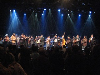 full stage shot | by delmccouryband